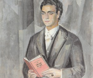 Retrato-de-Juan-Chabas-1925-Lorca