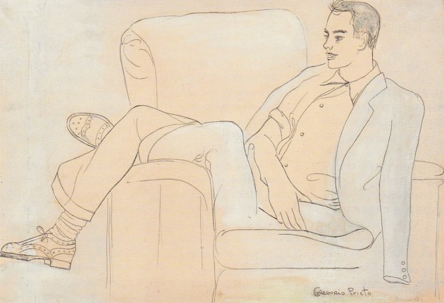 Retrato-de-Luis-Cernuda,-sentado-1940