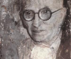Retrato-de-Manuel-de-Falla-1950-1960
