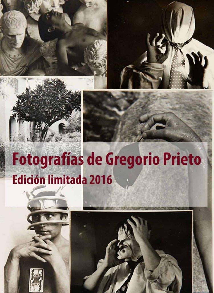 Fotografias Gregorio Prieto ED limitada