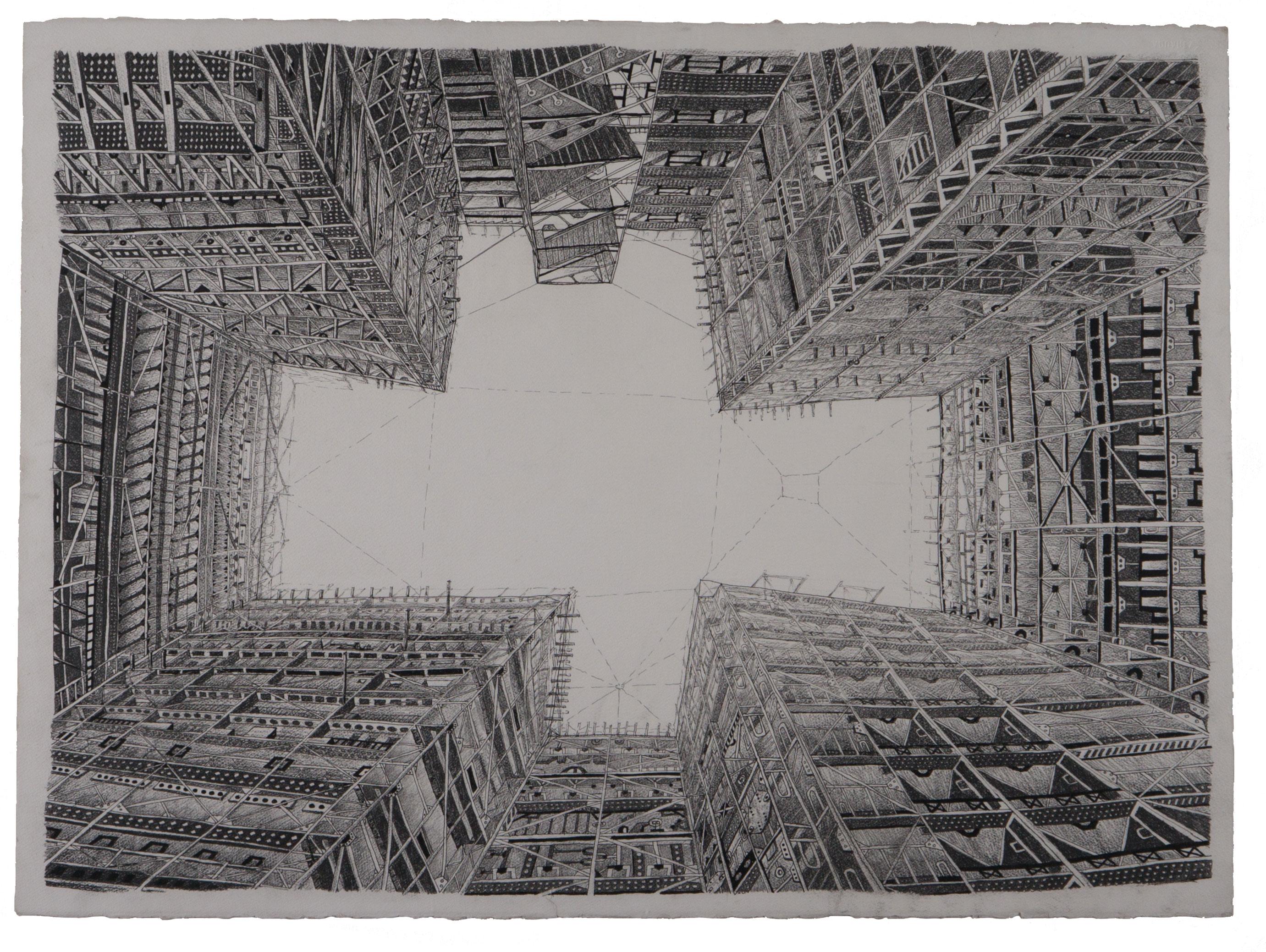 'Estructura' Manuel Rivas