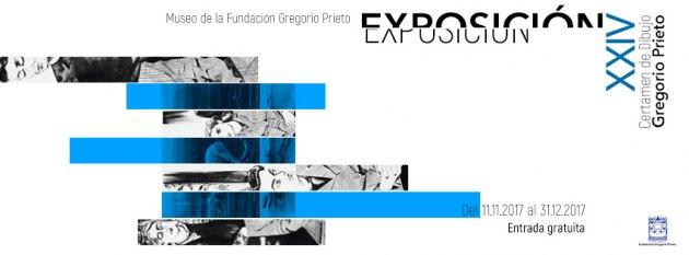 Exposición XXIV Certamen Dibujo Gregorio Prieto