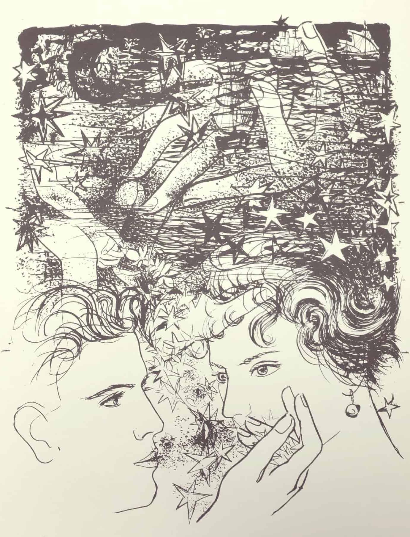 Ilustracion Soneto Shakespeare