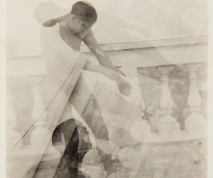 S/T (figuras desnudas en la terraza de la Academia)