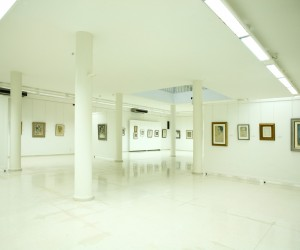 The drawing gallery