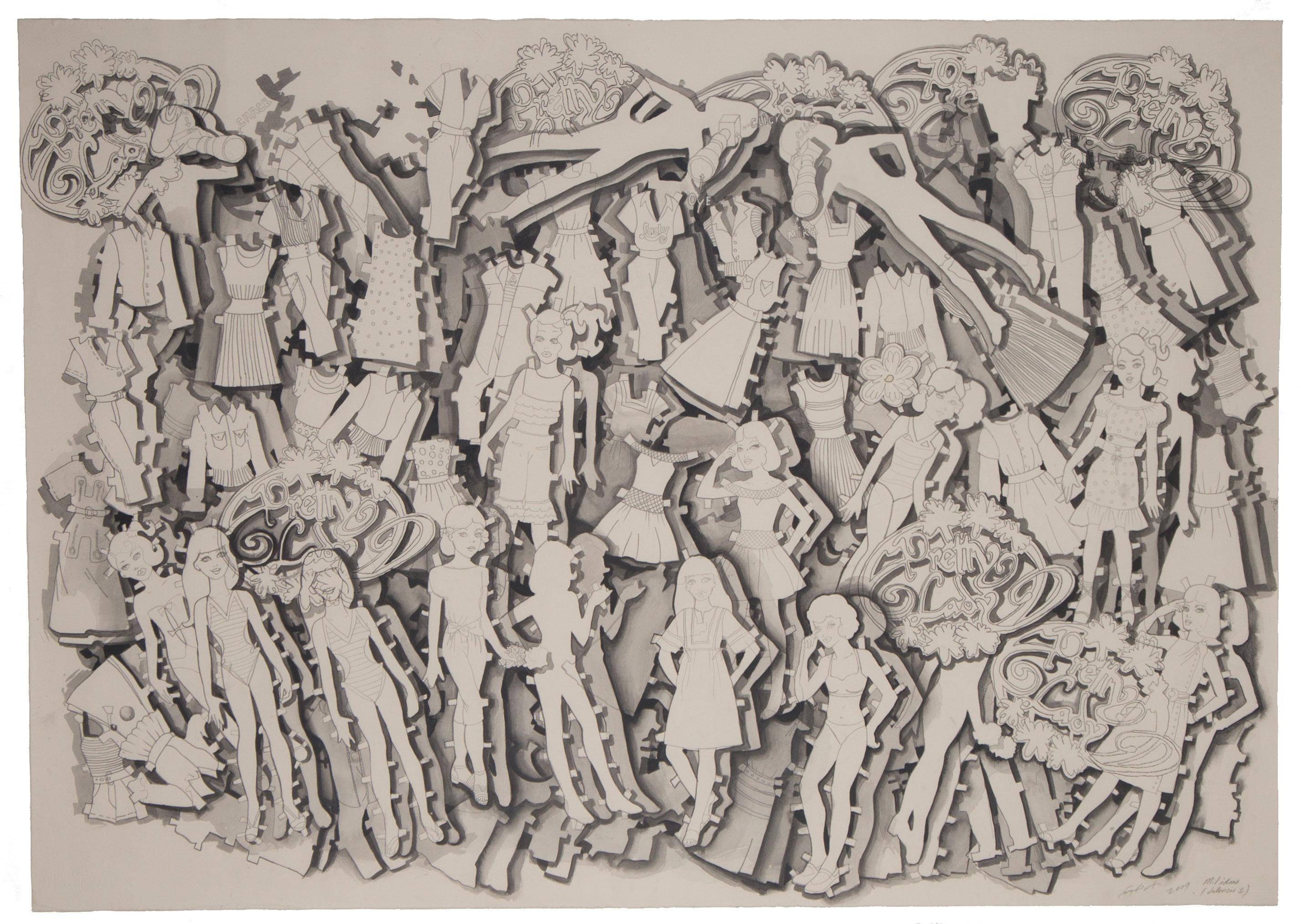'Mil ideas' Gertrudis Rivalta