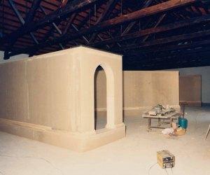 Obras en el Museo de la Fundación Gregorio Prieto