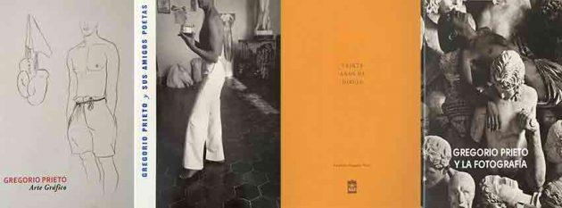 Publicaciones Gregorio Prieto