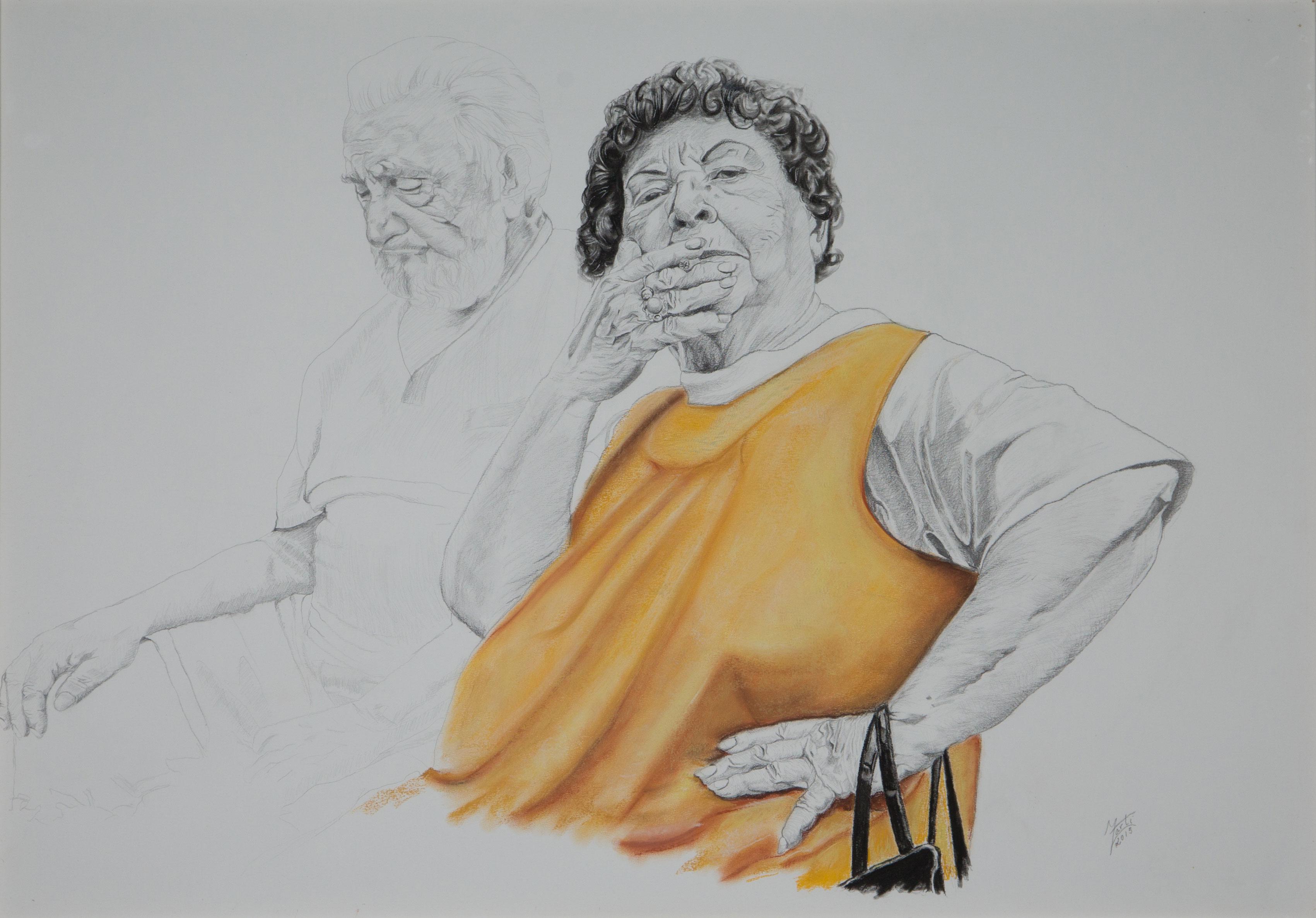 'Toda una vida' Joaquín Martí Martínez