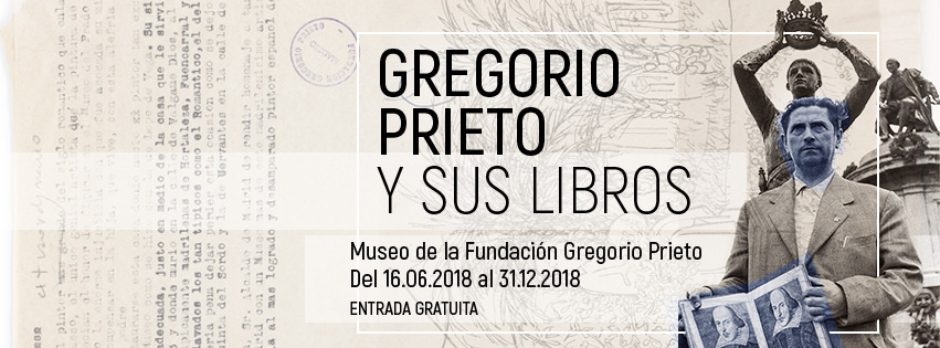Gregorio Prieto y sus libros