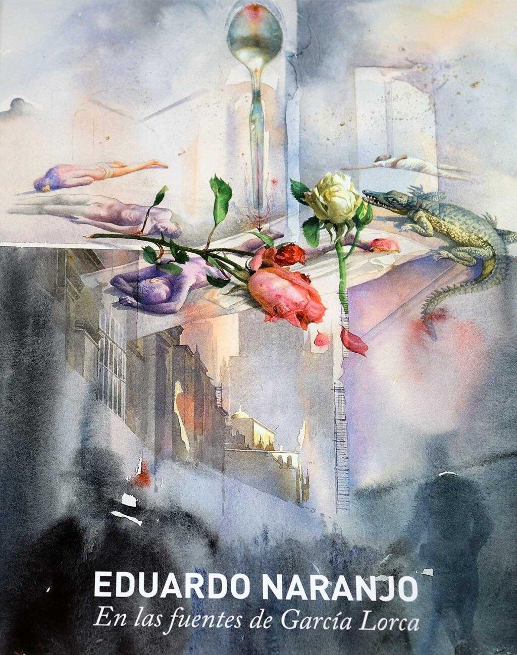 Portada del libro Eduardo Naranjo en las Fuentes de Lorca